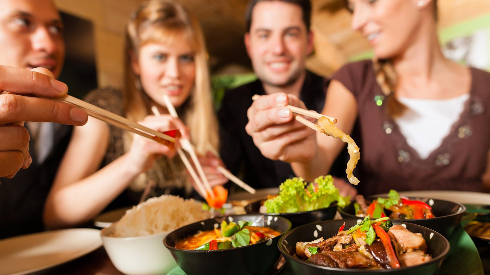 китайская еда с доставкой на дом