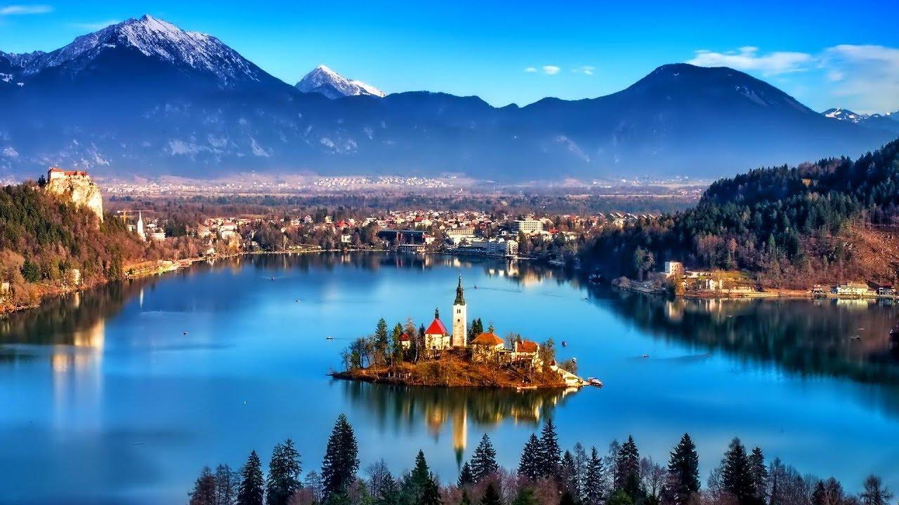 Словения Озеро Блед